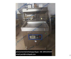 Multepak Seafood Meat Fish Fillet Vacuum Skin Packaging Machine