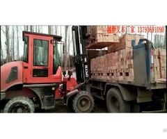 Welift 3t Rough Terrain Forklift