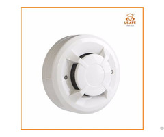 Product 4 Wire Optical Smoke Detector With Relay Output