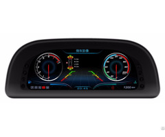 Intelligent Instrument Cluster Solutions For Oems
