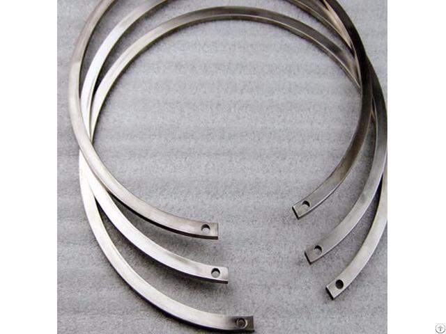 Gr5 Titanium Circlip