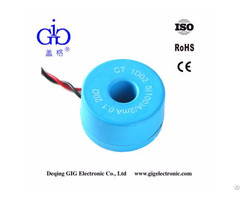 High Accuracy Lightweight Small Volume Mini Current Transformer