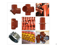 Sml En877 Cast Iron Pipe Fittings