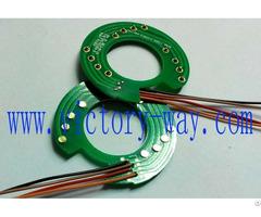 Pcb Slip Ring For Automatic Equipment Vsp Pb