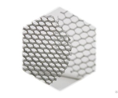 Sheet Metal With Honeycomb Core