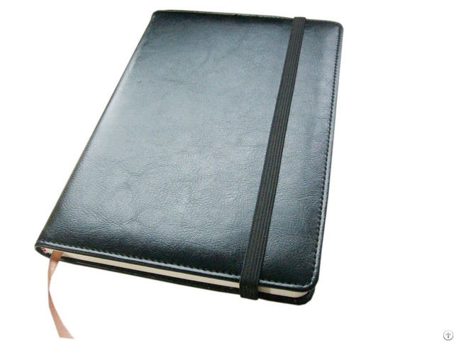 A5 Notebook Journals With Elastic Band