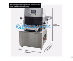 Multepak Semi Auto Vacuum Skin Packaging Machine