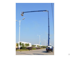 Used Truck Mounted Aerial Work Platforms 21m