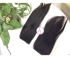 Closure Hair Straight Color 4 14 Inches