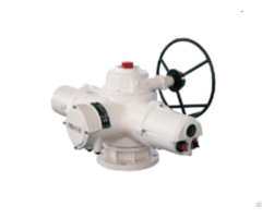 Iq Series Multi Turn Electric Actuator 70 95 Model