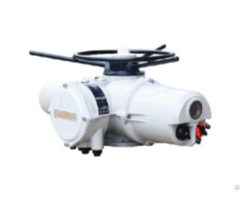 Iq Series Multi Turn Electric Actuator 18 40 Model