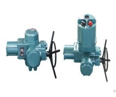 Isq Series Intelligent Electric Valve Actuator