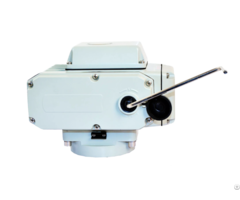 Baz Series Electric Valve Actuator