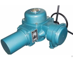 Dq Series Part Quarter Turn Electric Actuator