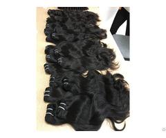 Vietnam Hair Weft Machine Natural Wavy