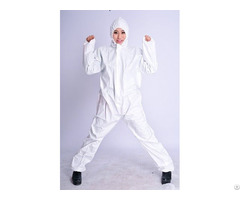 Best Seller Disposable Protective Microporous Coverall Are Fluid Proof And Breathable