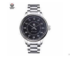 Xinboqin High Quality Fashion Quartz Stainless Steel Calendar Waterproof Men S Wrist Watches Oem Odm