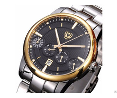 Xinboqin Original Brand Multifunction Automatic Mechanical Men Business Luxury Water Proof Watches