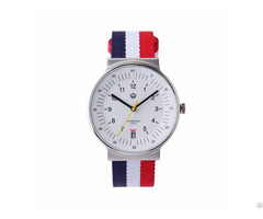 Xinboqin Factory Direct Sales Stainless Steel Calendar Quartz Water Resistant Unisex Wrist Watches