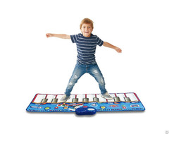 Thomas And Friends Floor Piano Mat