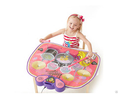 Barbie Girl Drum Kit Playmat