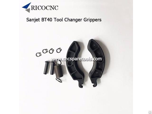 Sanjet Bt40 Toolholder Forks Atc Tool Changer Grippers