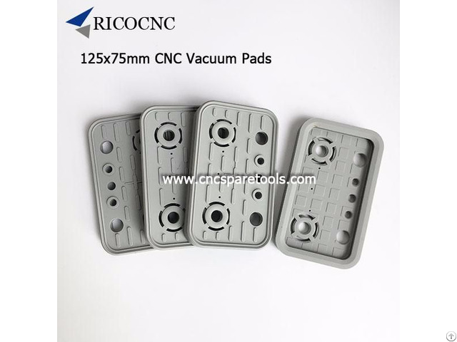 Cnc Vacuum Rubber Cover Pads