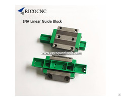 Ina Linear Guide Blocks Kwve Bearing Trolley Carriage
