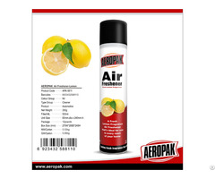 Aeropak Household Aerosol Air Refresher Spray