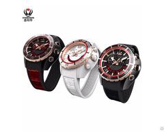 Xinboqin Factory Custom Europe And America Market Popular Regal Big Dial Mens Watches