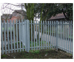 Palisade Fence Supplier