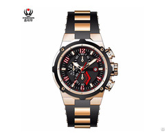 Xinboqin Wholesale Custom Private Label Odm Aliexpress Wrist Watches Men