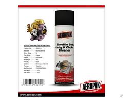 Aeropak Car Carburetor Cleaner Wash For Throttle Body