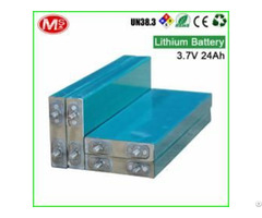 Ncm Li Ion Solar Street Lamp Battery