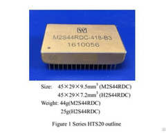 Synchro Resolver To Digital Converters 2s44rdc Sdc Series Two Channel