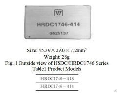 Synchro Resolver To Digital Converters Hsdc Hrdc1746 Series