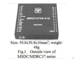 Synchro Resolver To Digital Converters Msdc Mrdc37 Series