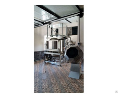 Vf150 High Efficiency Low Temperature Apple Crisp Vacuum Frying Machine Supplier