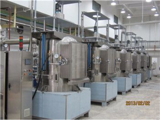 Professional High Quality Vacuum Frying Equipment For Fish And Shrimp Fries