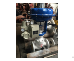 Stainless Steel Pneumatic Motorized Control Valve