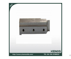 China Plastic Injection Mould Component Maker