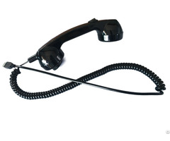 Durable Pc Abs Plastic Anti Noise Usb Industrial Phone Handset A01 Made In China