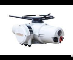 Iq And It Non Invasive Intelligent Electric Actuator