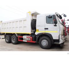 Low Price 10 Wheeler Howo A7 6x4 Dump Trucks For Sale