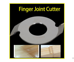 Finger Joint Cutter For Wood