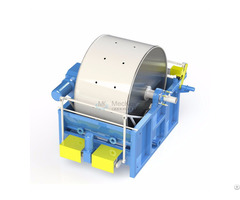 Applicable Starch Filter Equipment Pre Painted Folding Belt Vacuum Drum Accessories