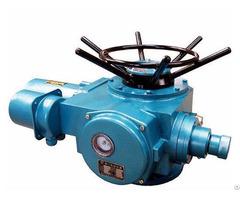 Z Type Multi Turn Vale Electric Actuator