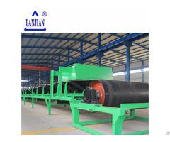 Universal Fixed Type Td75 Standard Long Distance Belt Conveyor Wholesale