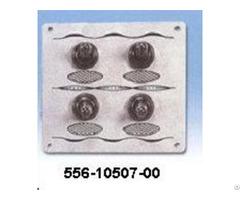 Switch Panel Waterproof Plastic Plate Boat Accessories Groundhog Marine