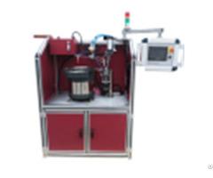 Fully Automatic Bladder Valve Pin Hole Punching Machine